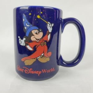 Walt Disney World Fantasia Mickey Mouse Coffee Mug